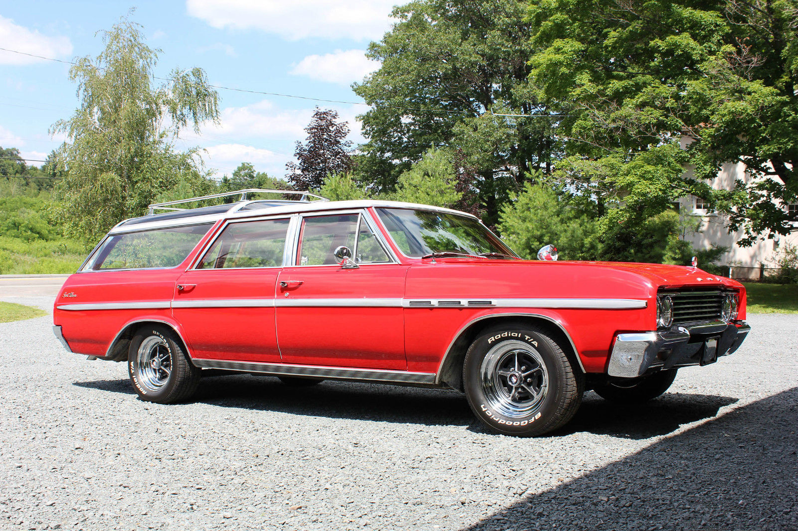 Buick sportwagon photo - 1