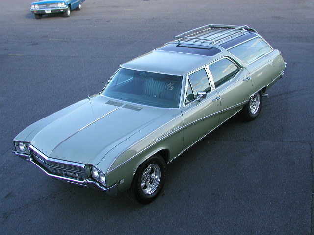 Buick sportwagon photo - 4