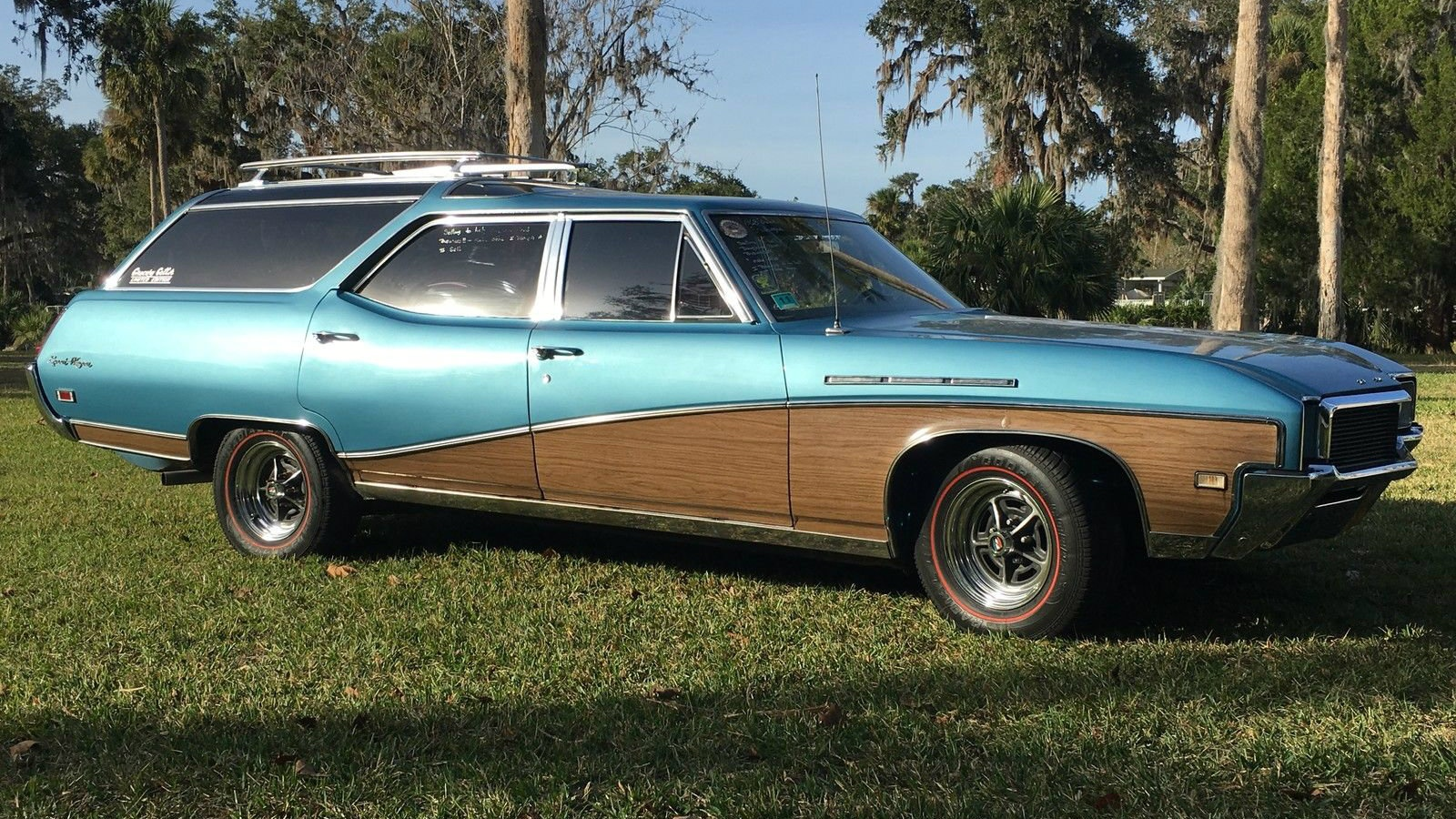 Buick sportwagon photo - 6