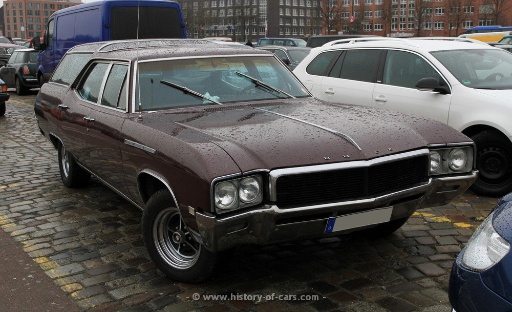 Buick sportwagon photo - 9