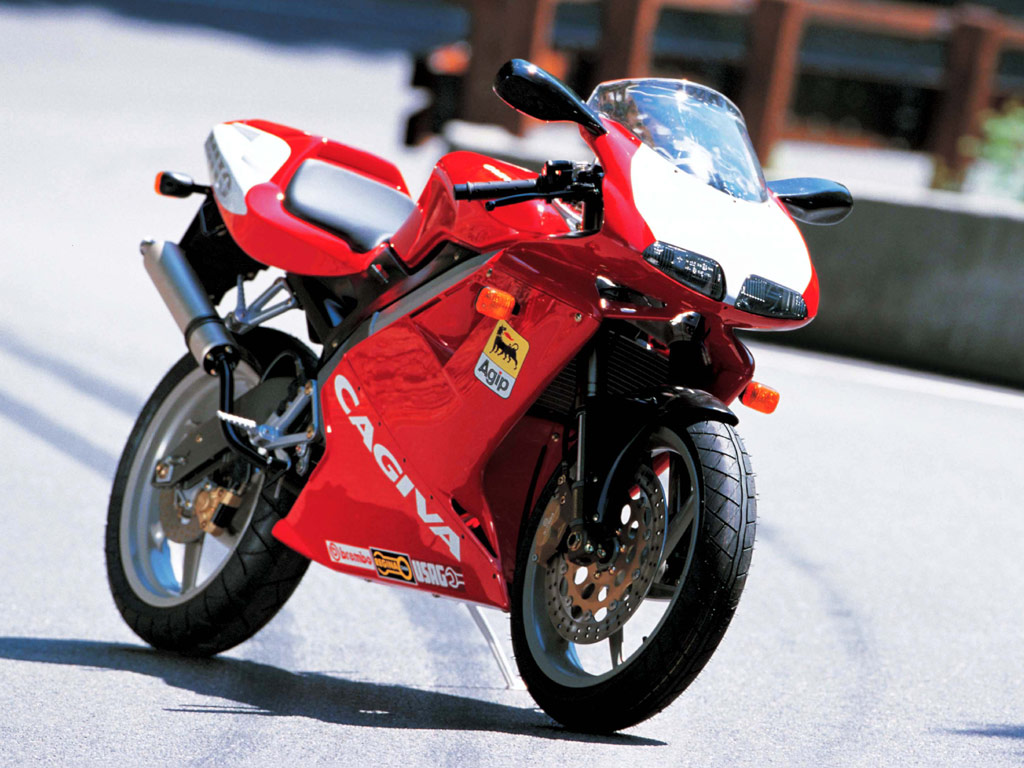 Cagiva mito photo - 1