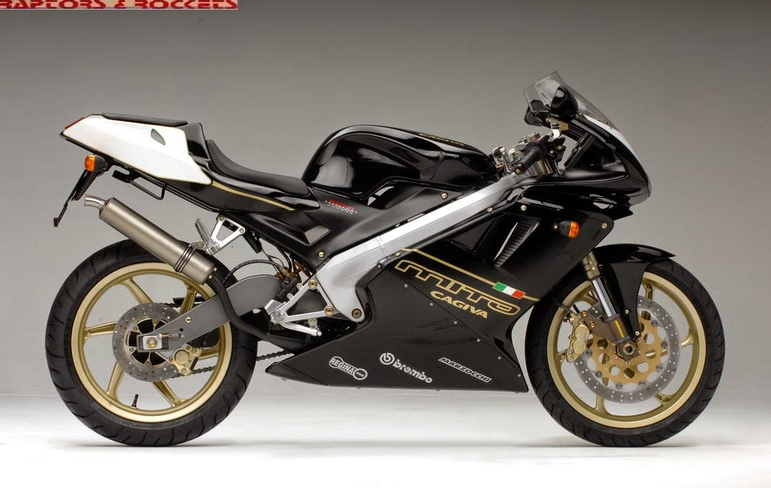 Cagiva mito photo - 10