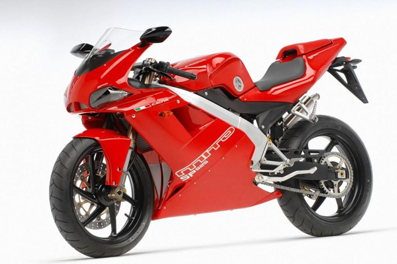 Cagiva mito photo - 3