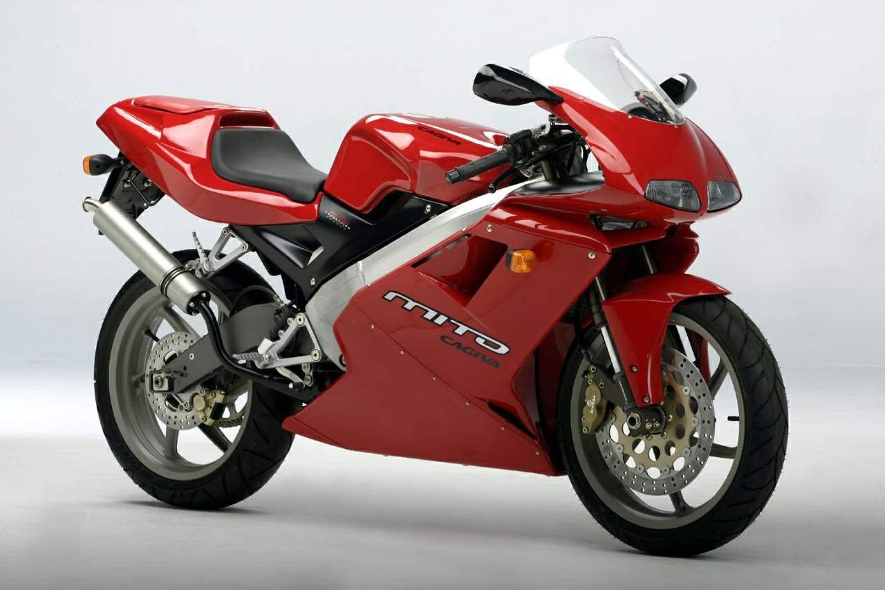 Cagiva mito photo - 4