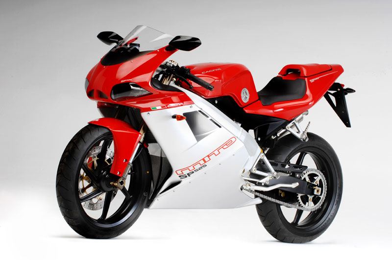 Cagiva mito photo - 5