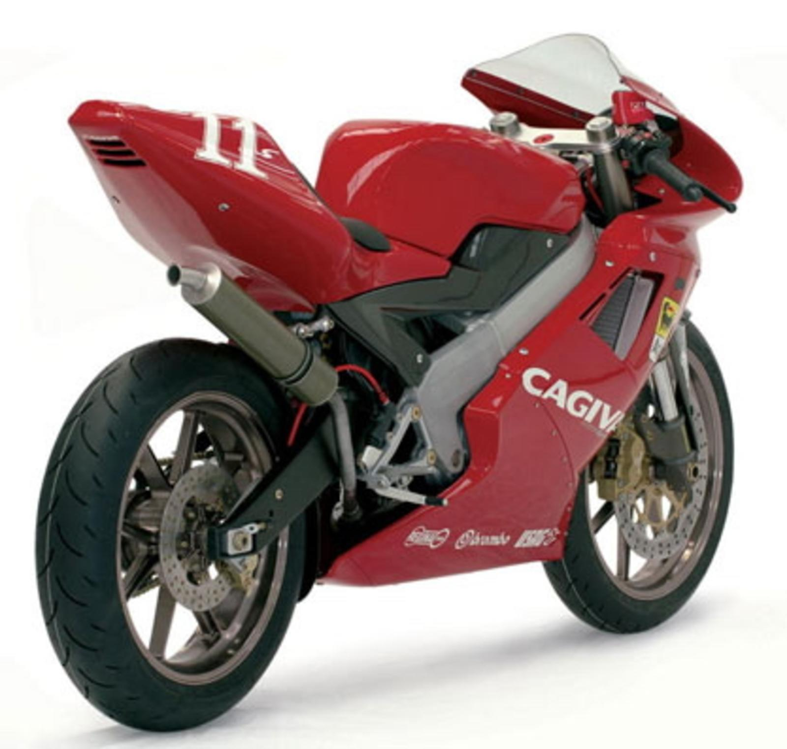 Cagiva mito photo - 6