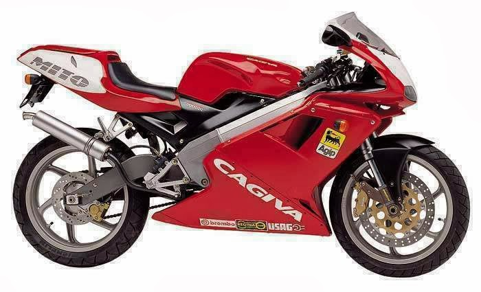 Cagiva mito photo - 7