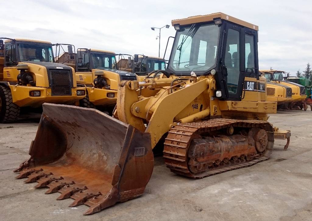 Caterpillar 953 Photo and Video Review  Comments