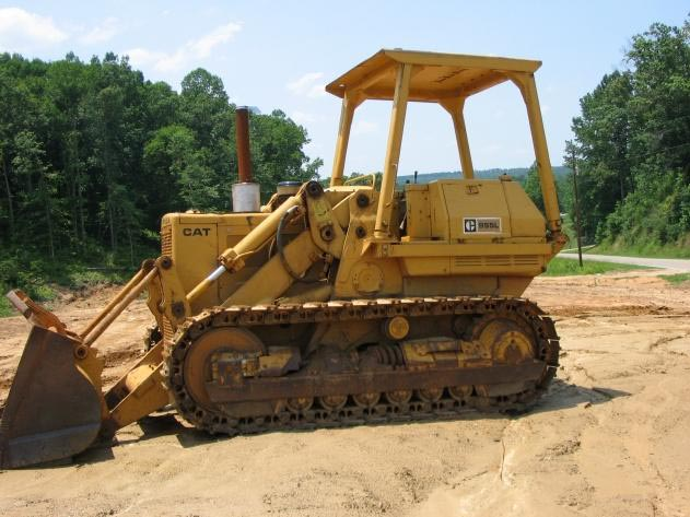 Caterpillar 955 photo - 1