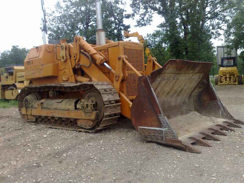 Caterpillar 955 photo - 2