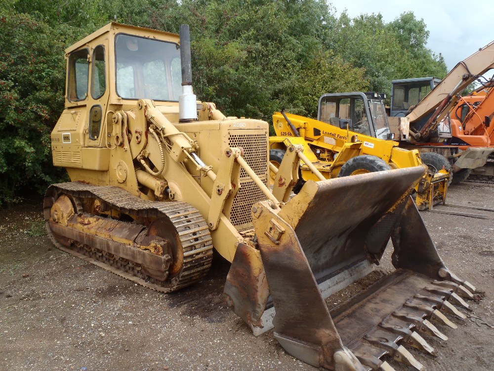 Caterpillar 955 photo - 4