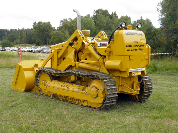 Caterpillar 955 photo - 5