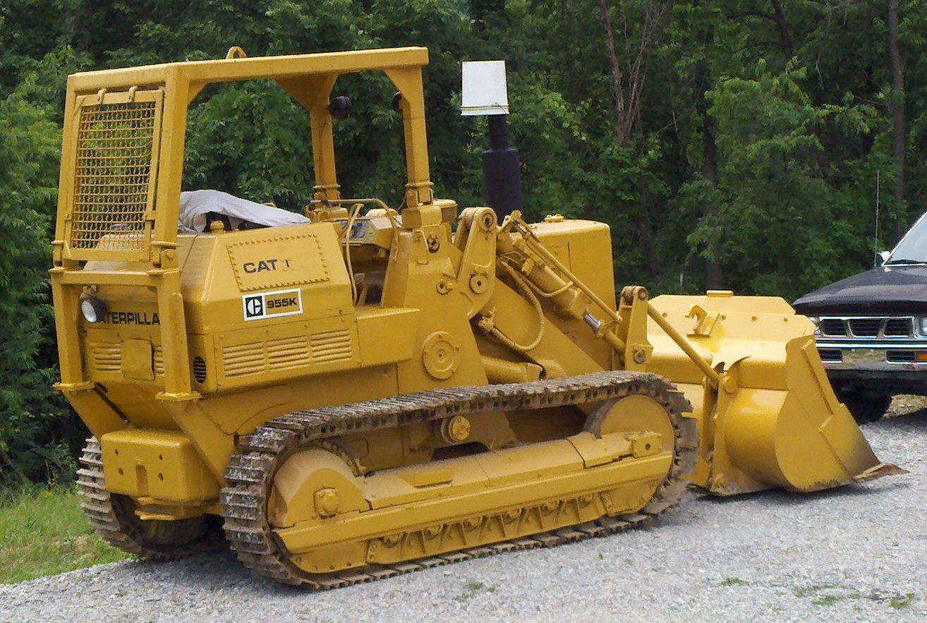 Caterpillar 955 photo - 8