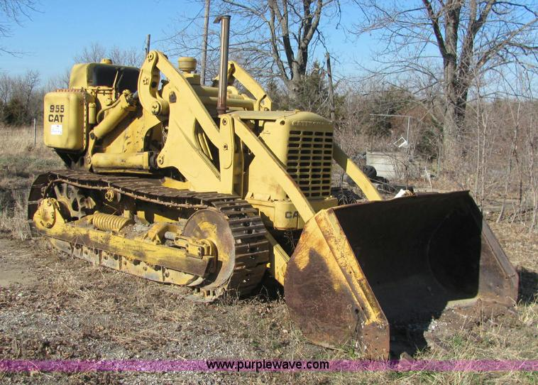 Caterpillar 955 photo - 9