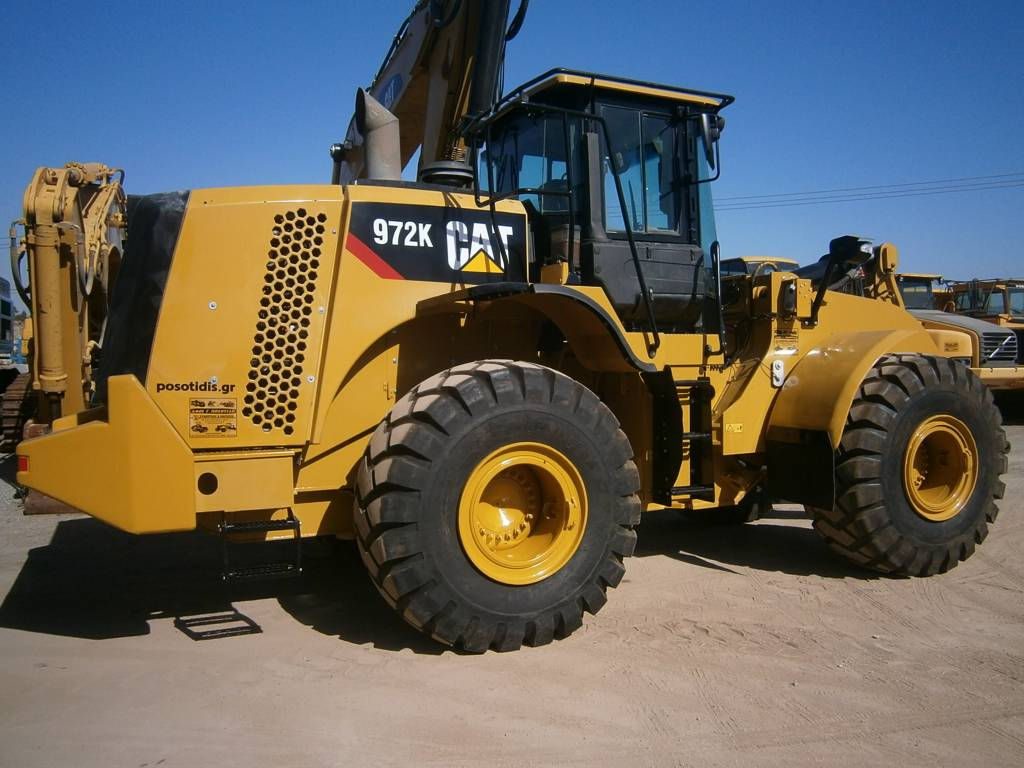 Caterpillar 972 photo - 10