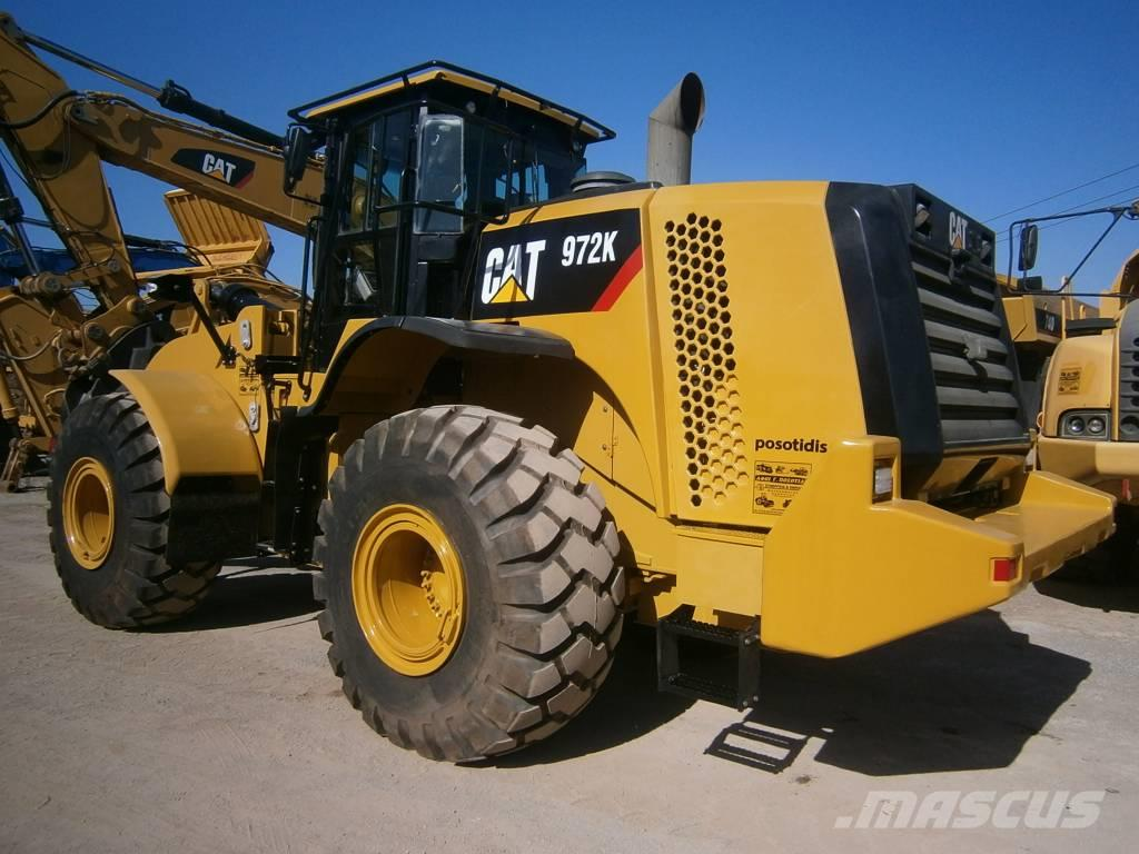 Caterpillar 972 photo - 7