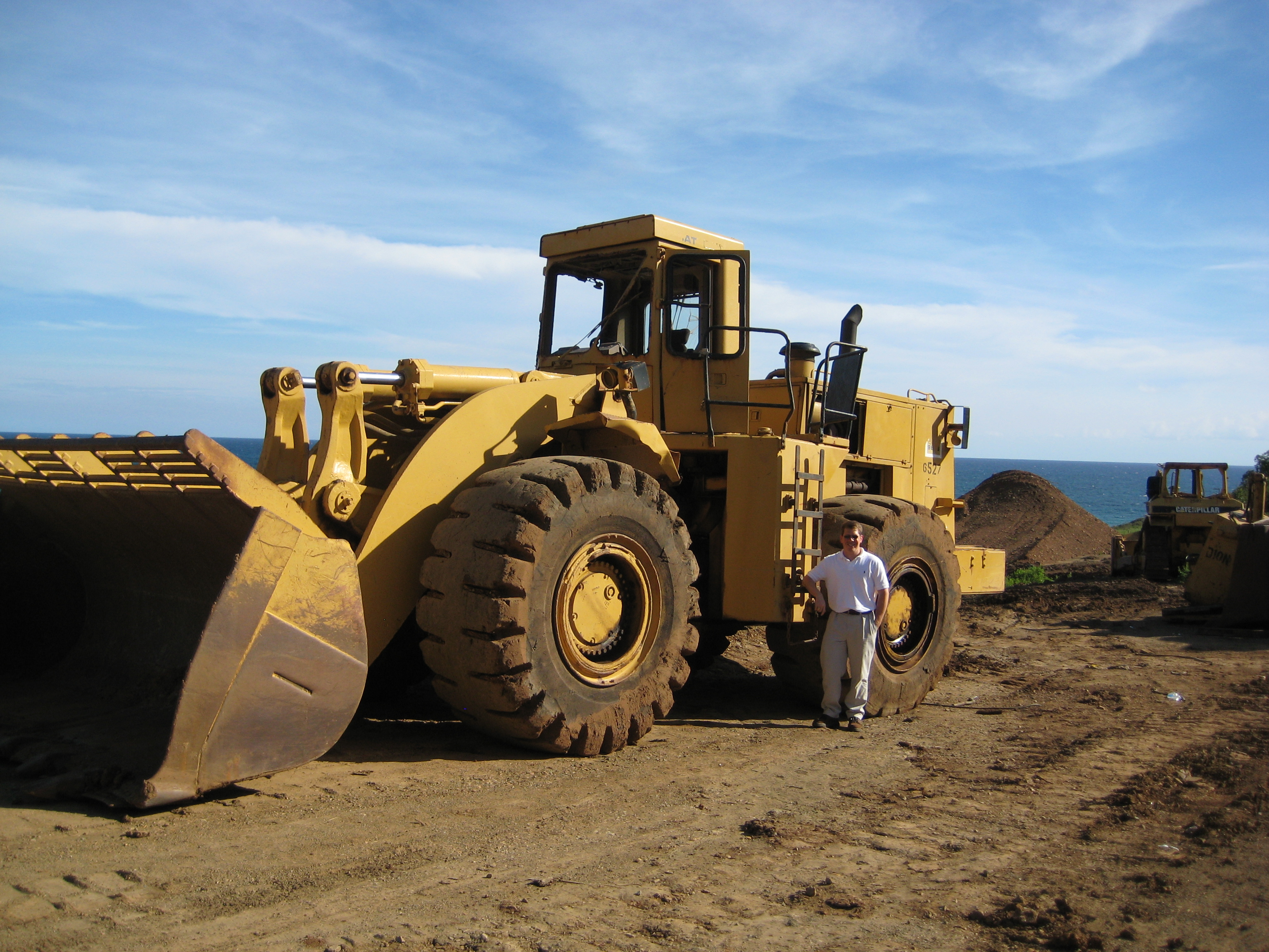 Caterpillar 988 photo - 1