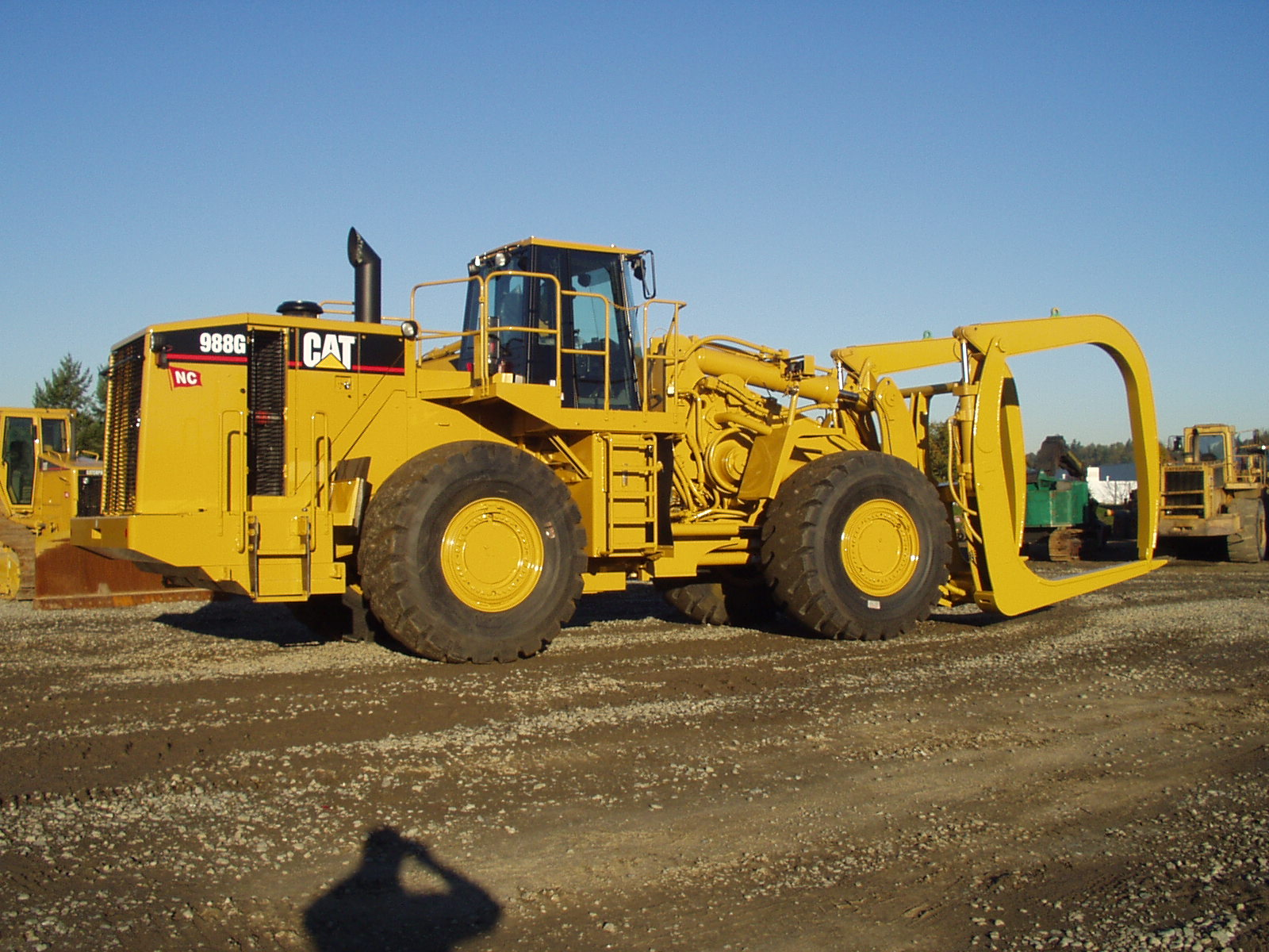 Caterpillar 988 photo - 8