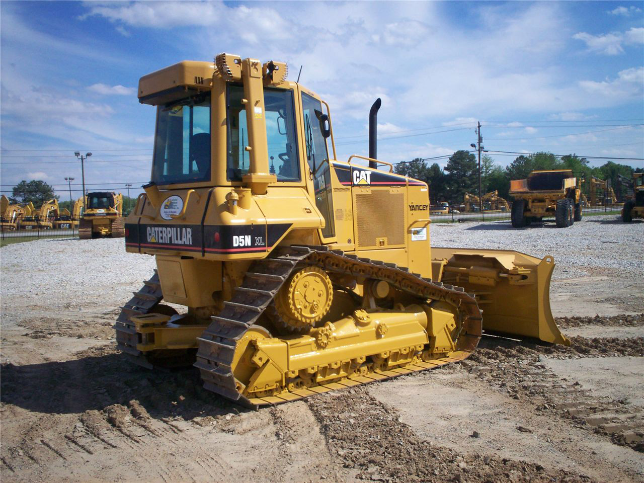 Caterpillar d5 photo - 1