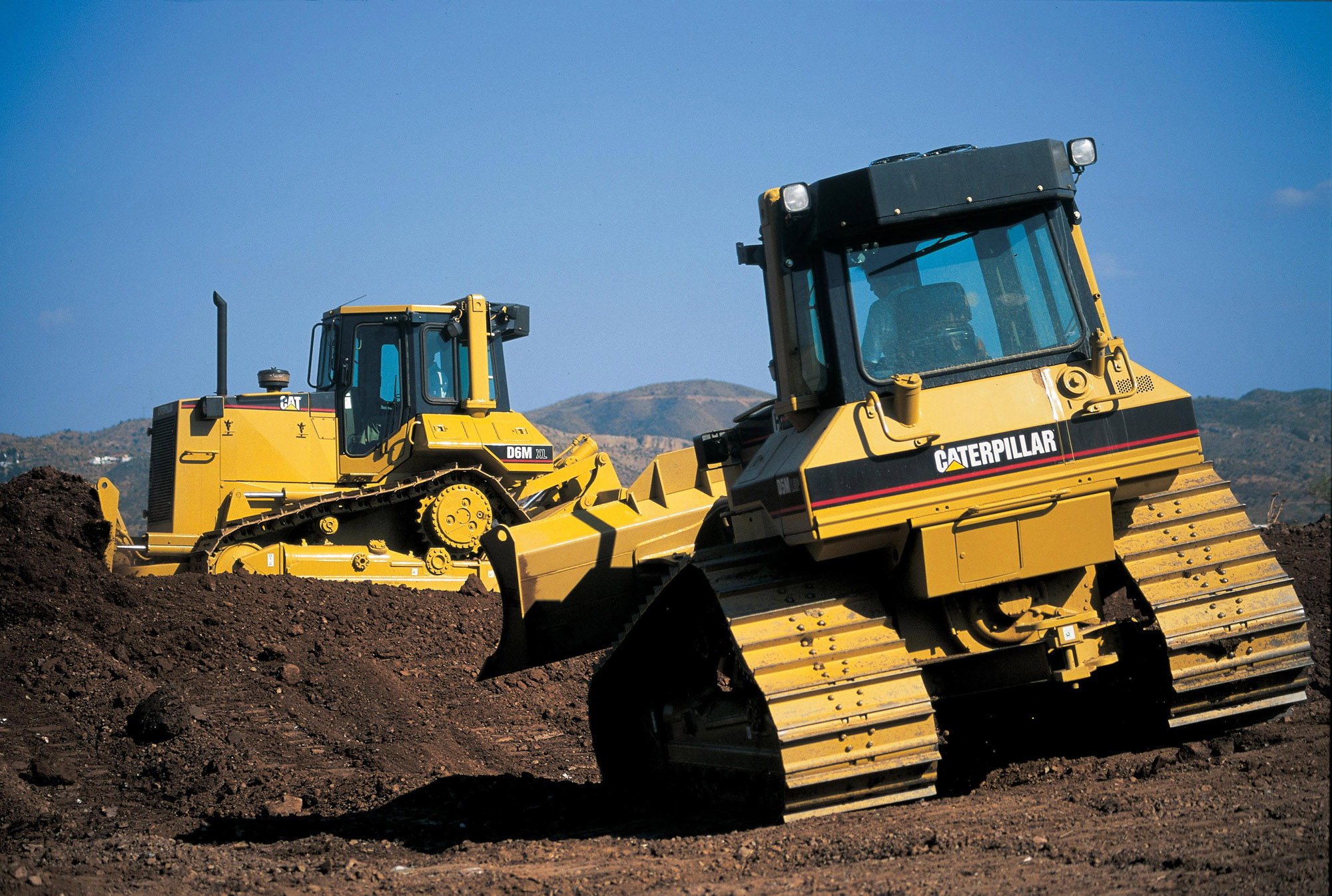 Caterpillar d5 photo - 3