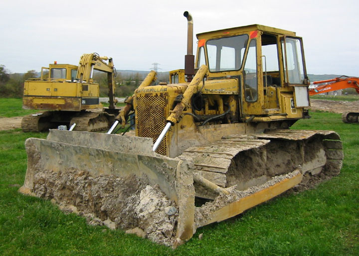 Caterpillar d5 photo - 5