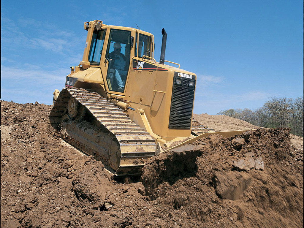 Caterpillar d5 photo - 9