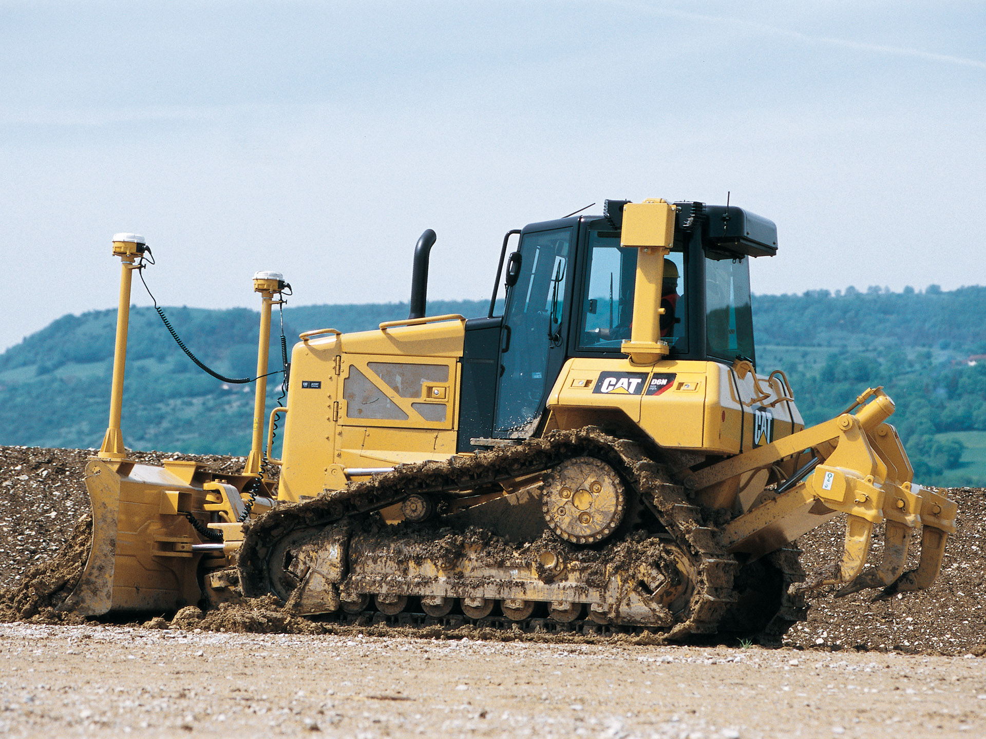 Caterpillar d6 photo - 2