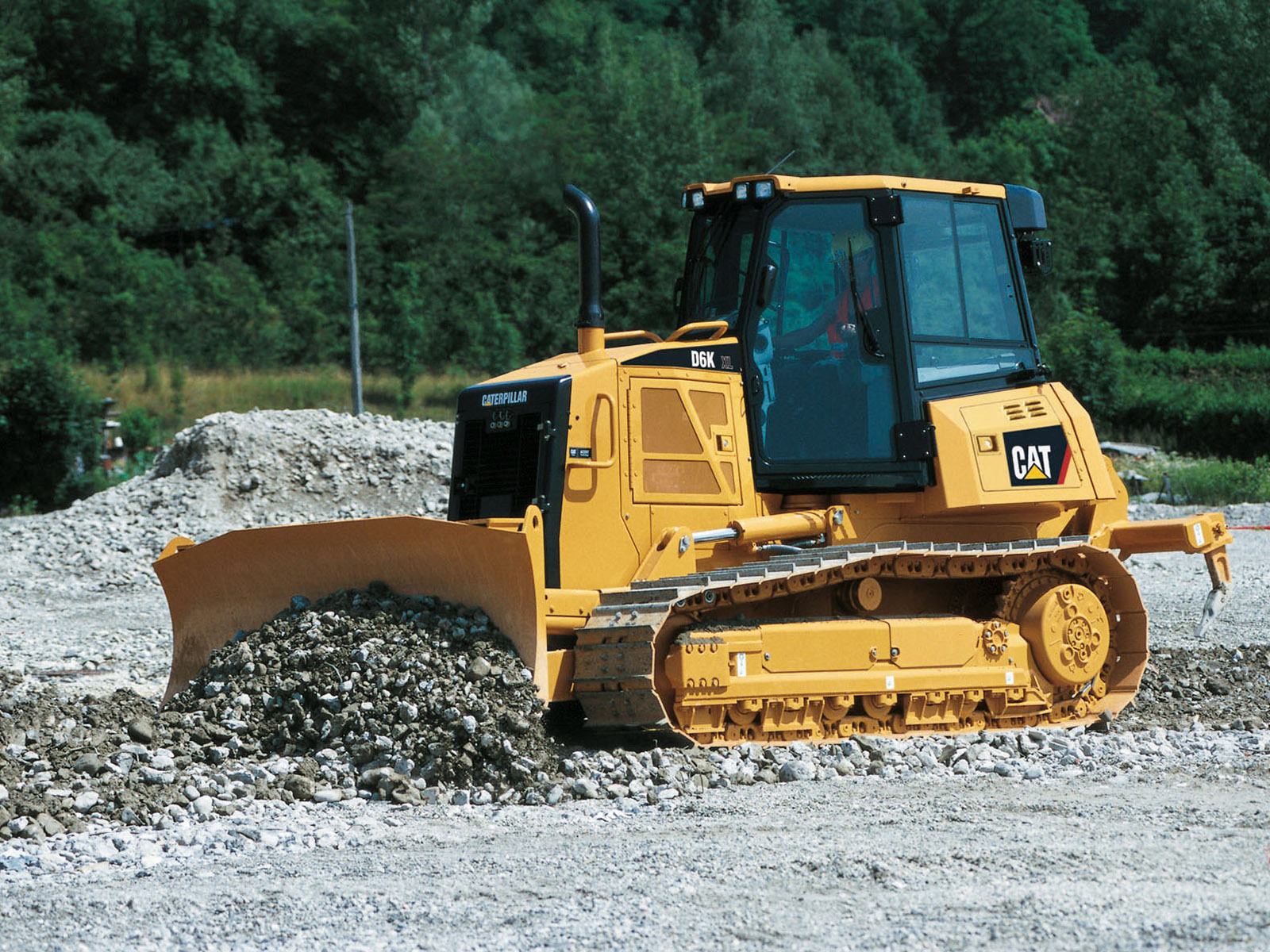 Caterpillar d6 photo - 3