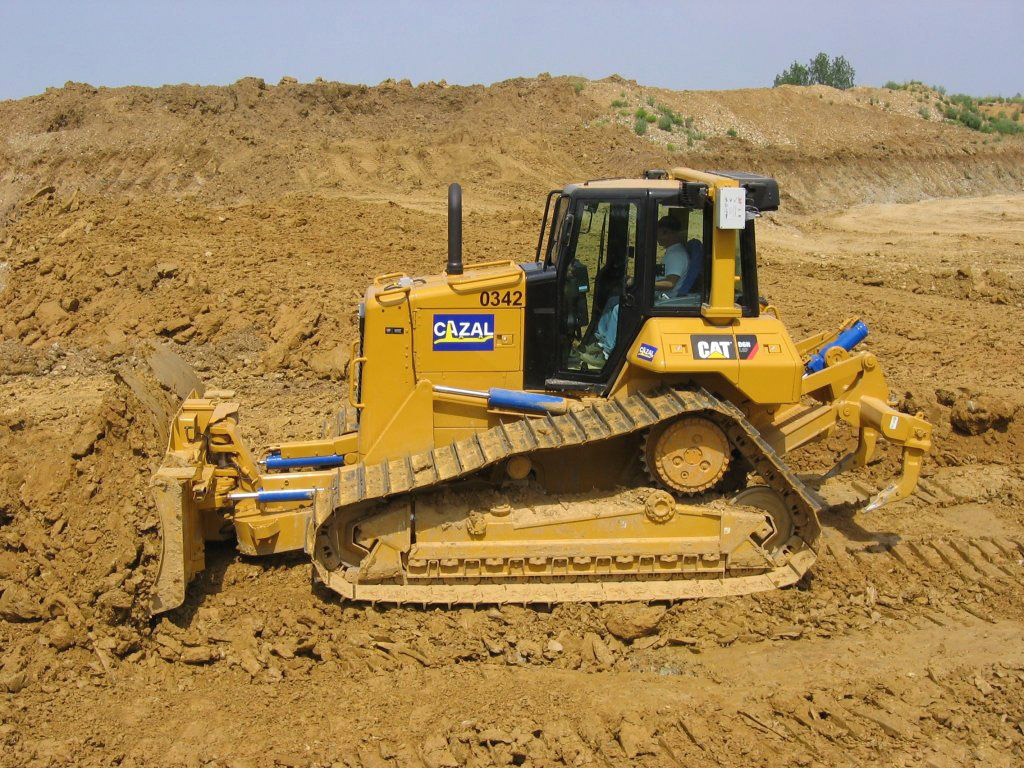 Caterpillar d6 photo - 4