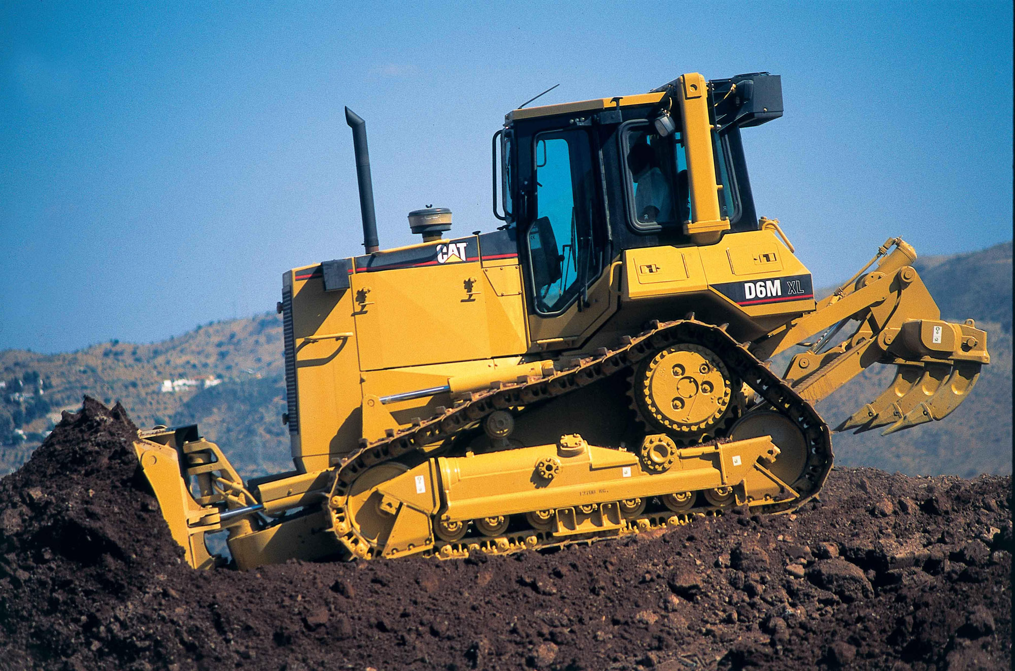 Caterpillar d6 photo - 5