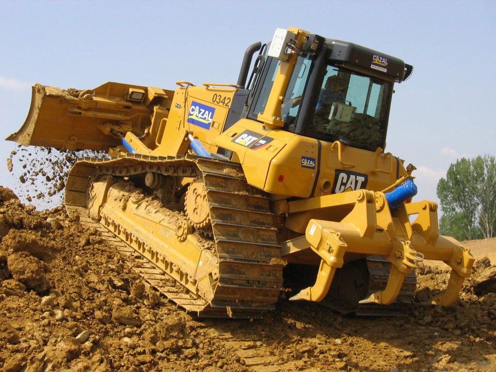 Caterpillar d6 photo - 7