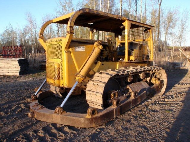 Caterpillar d7-17a photo - 1