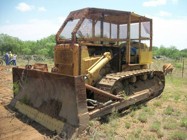 Caterpillar d7-17a photo - 10