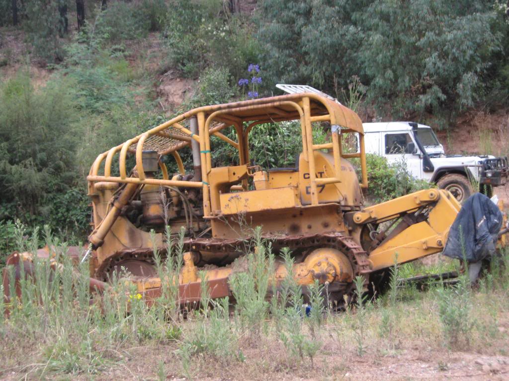 Caterpillar d7-17a photo - 6