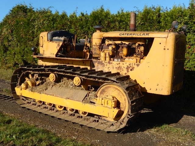 Caterpillar d7-17a photo - 7