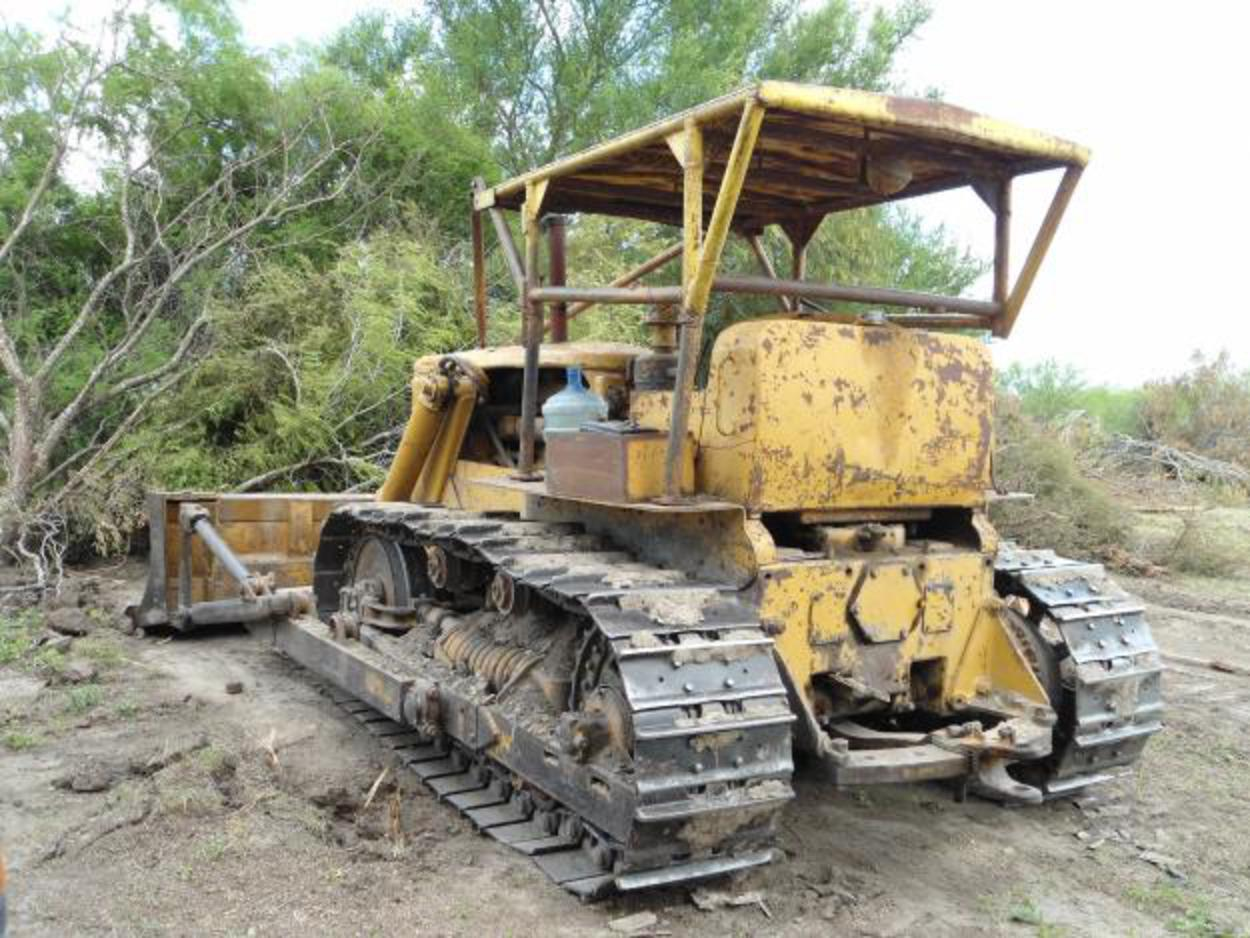 Caterpillar d7-17a photo - 8