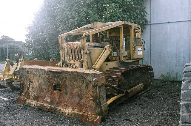 Caterpillar d7-17a photo - 9