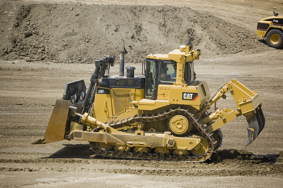 Caterpillar d9 photo - 1