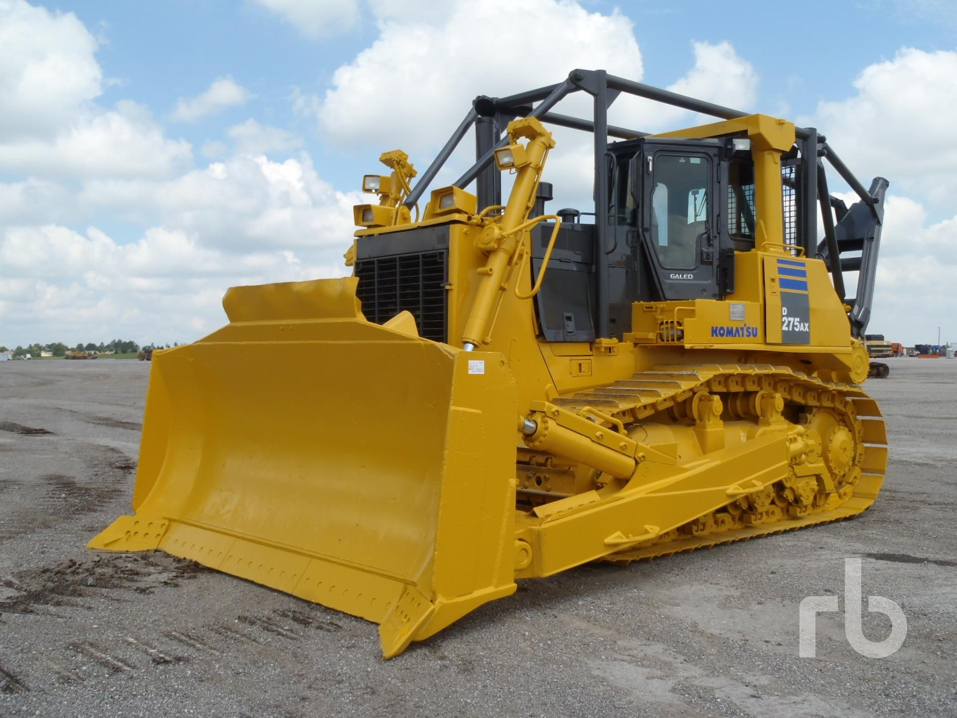 Caterpillar d9 photo - 3