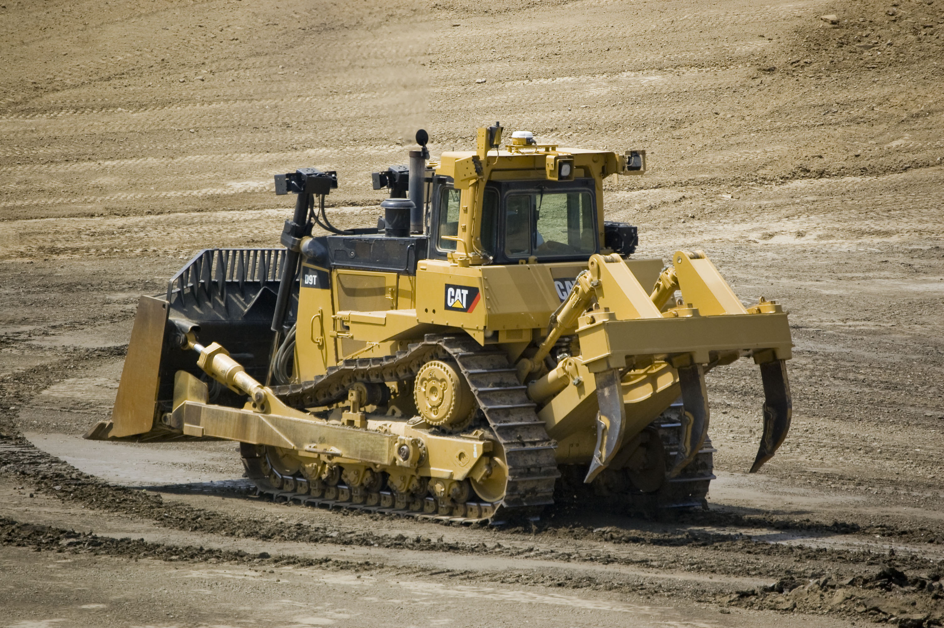 Caterpillar d9 photo - 5