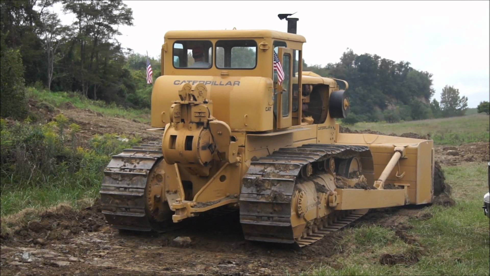 Caterpillar d9 photo - 6
