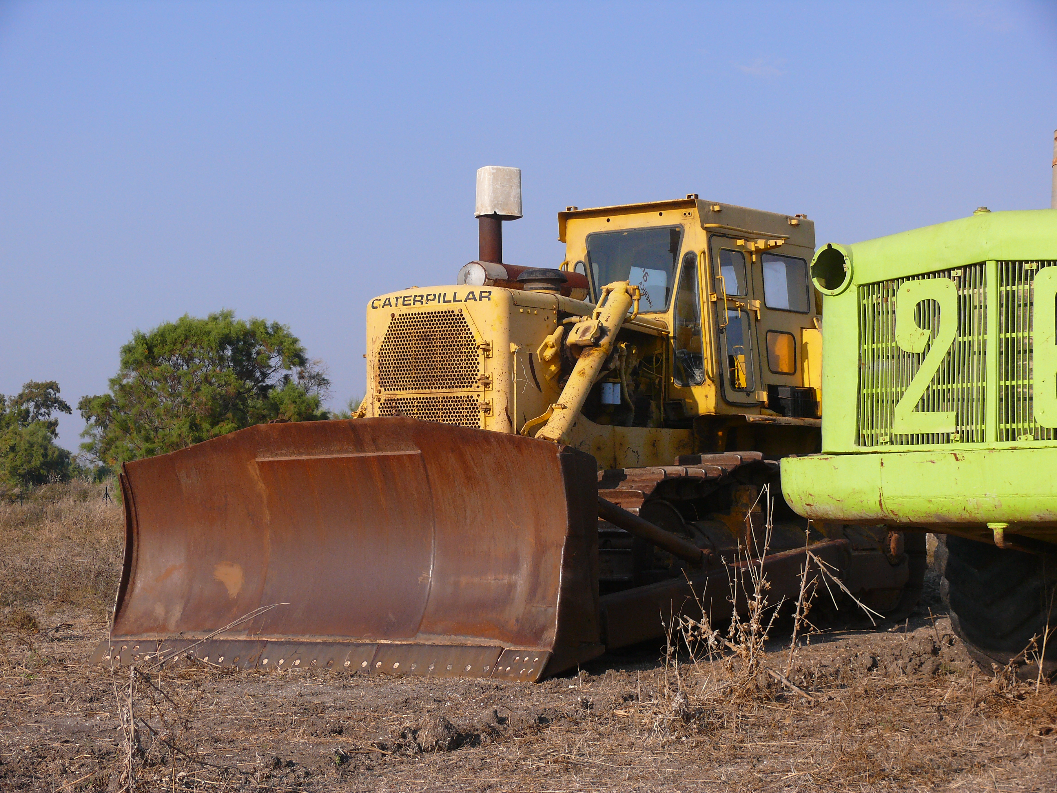 Caterpillar d9 photo - 7