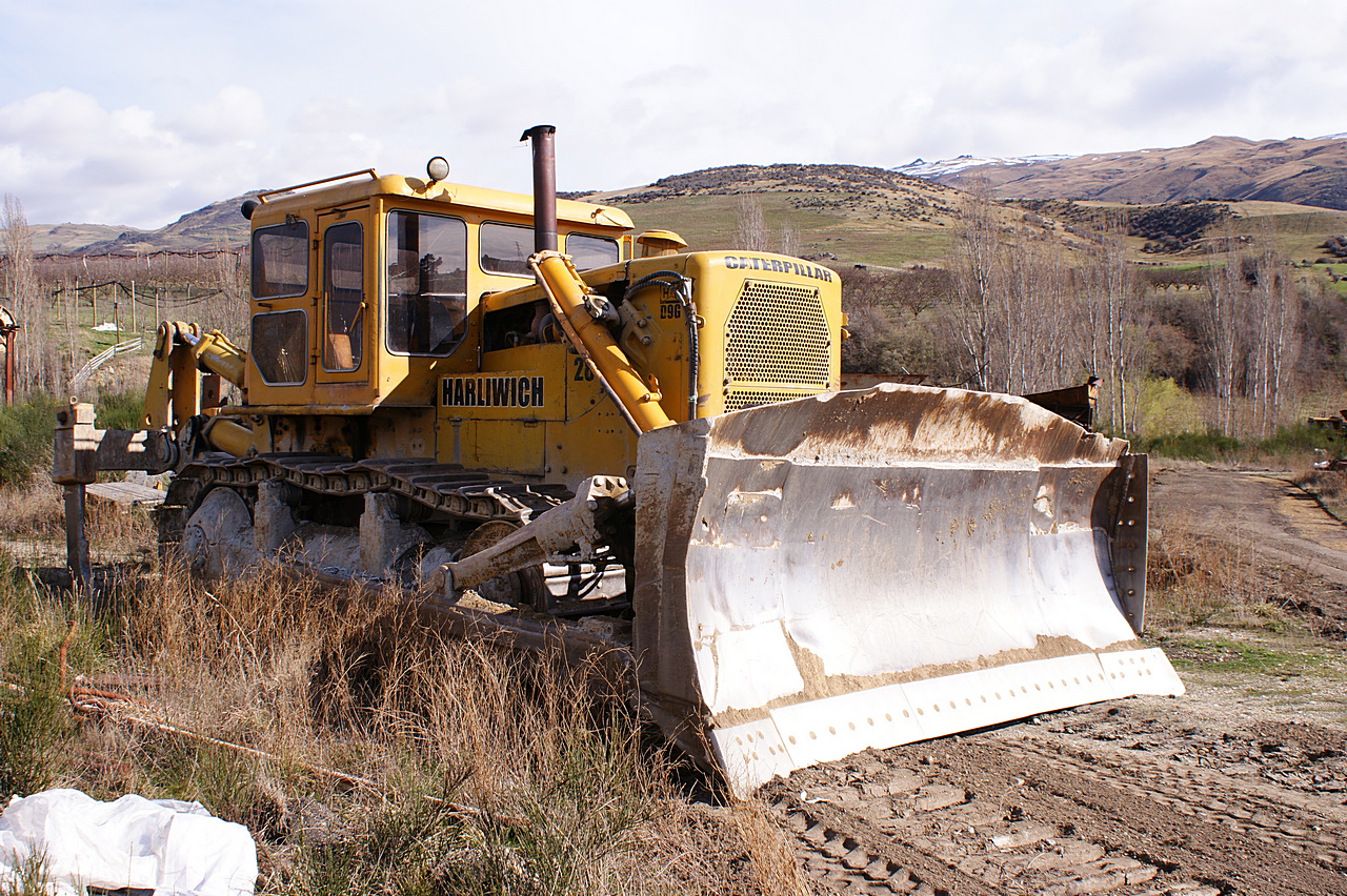 Caterpillar d9 photo - 8