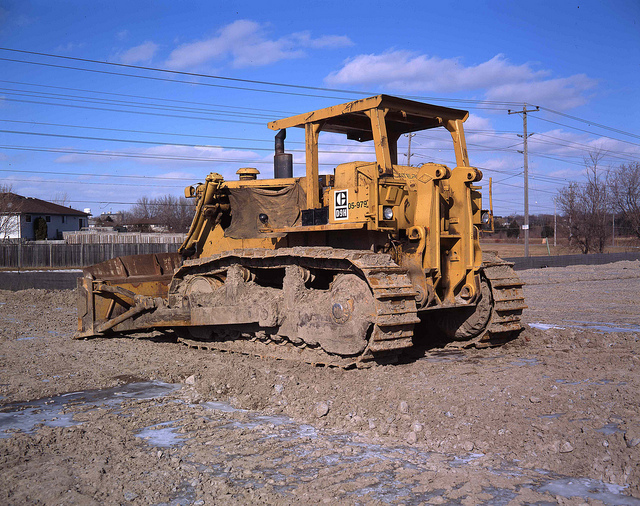 Caterpillar d9 photo - 9