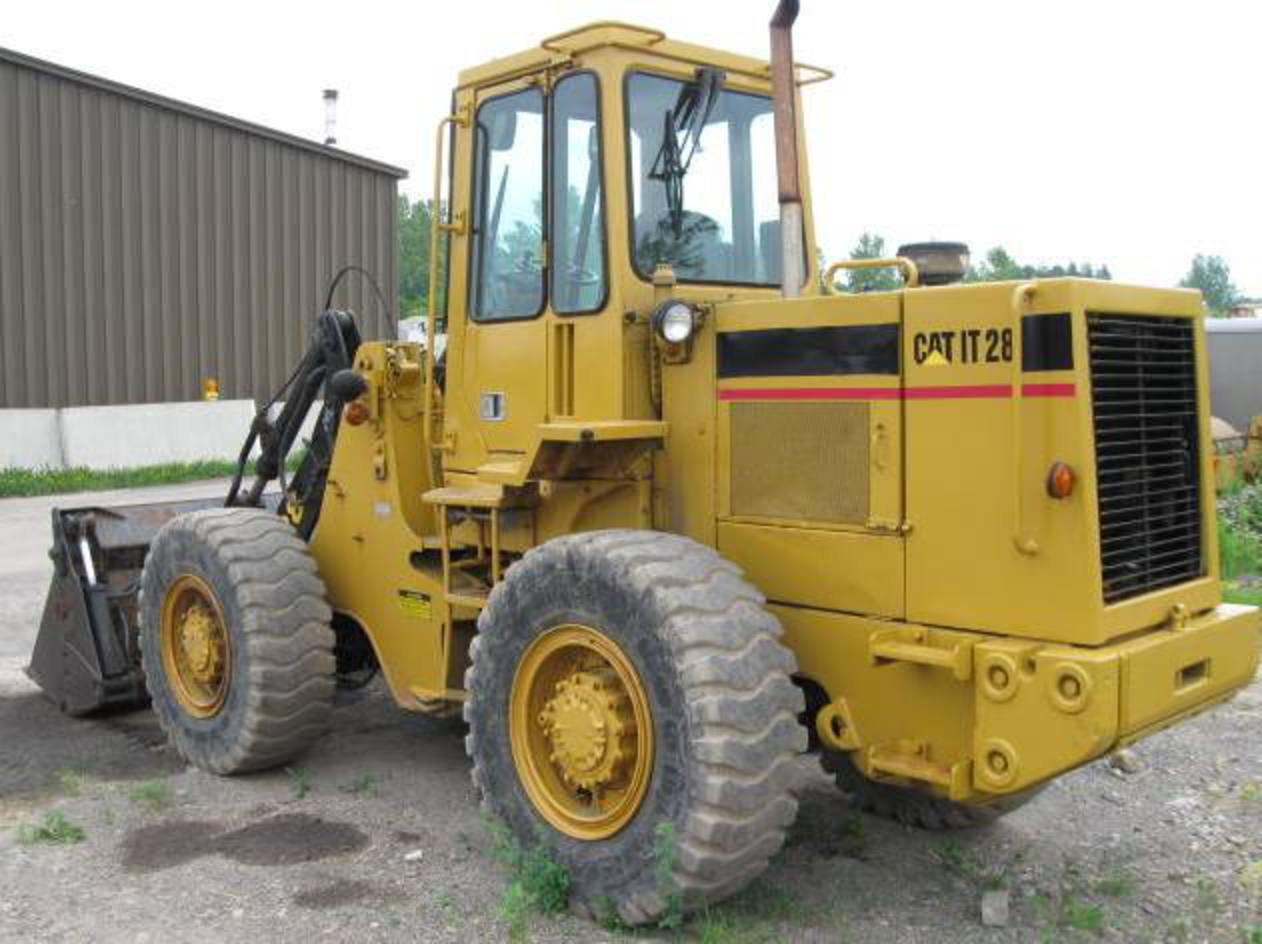 Caterpillar m25 photo - 1