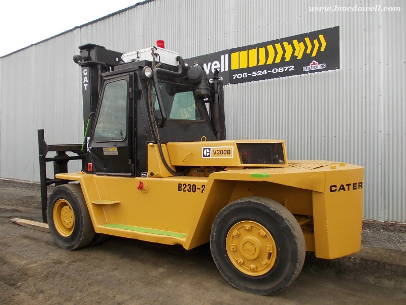 Caterpillar v300b photo - 1