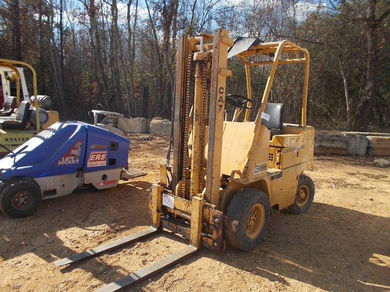 Caterpillar v50b photo - 10