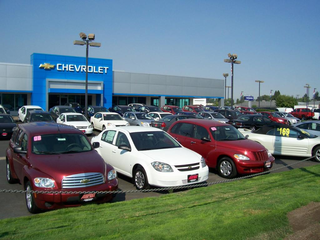 Chevrolet Airport Photo And Video Review Comments