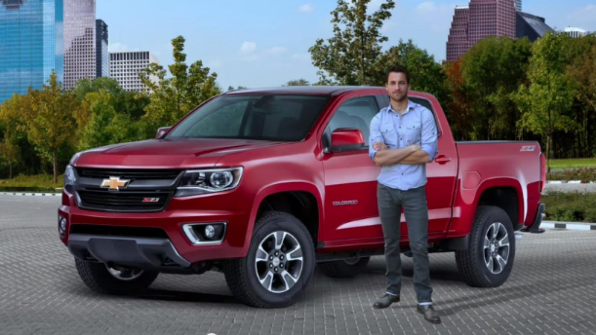 Chevrolet commercial photo - 1