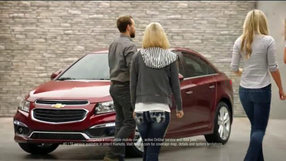 Chevrolet commercial photo - 4